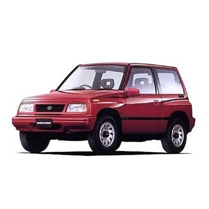 Stierače Suzuki Escudo