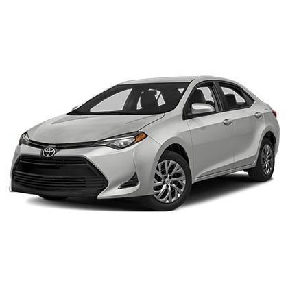 Stierače Toyota Corolla
