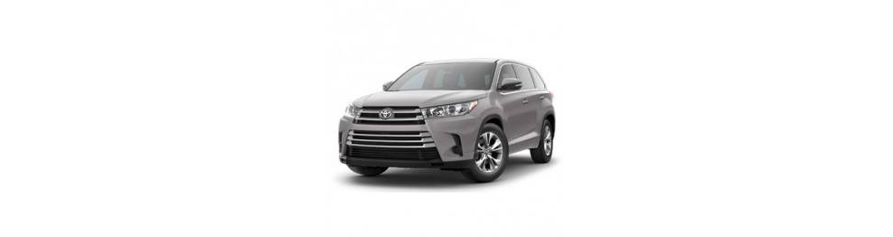 Stierače Toyota Highlander