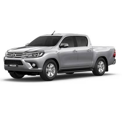 Stierače Toyota Hilux