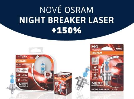 Osram Night Breaker Laser +150%